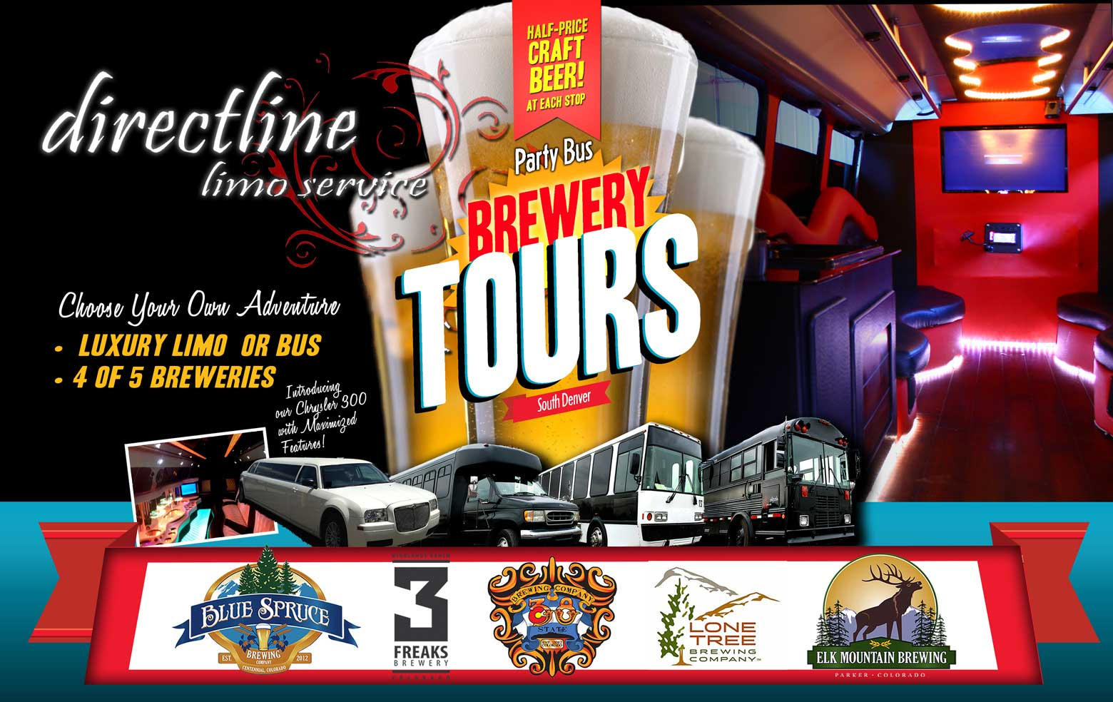 Downtown Denver Free Brewery Tour